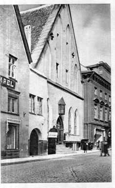 Postkaart-EV,,Tallinn - vanalinn,,