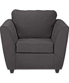 Buy Eleanor Fabric Chair - Charcoal at Argos.co.uk, visit Argos.co.uk to shop online for Armchairs and chairs