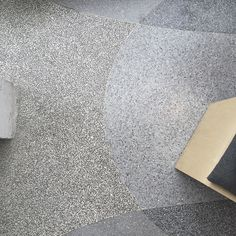 Blackbird | Geometric Terrazzo Pattern #architecture #interiordesign #design…