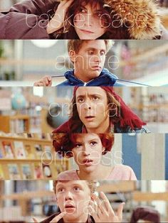 The Breakfast Club ~ El Club de los Cinco