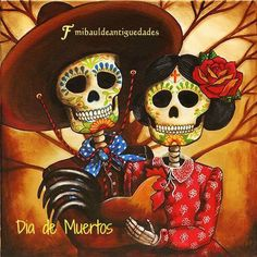Day Of Dead Goth Mexmue