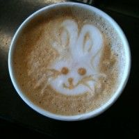 Easter coffee