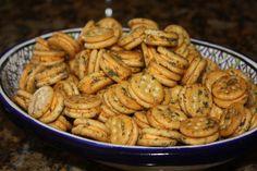 Seasoned Ritz Crackers