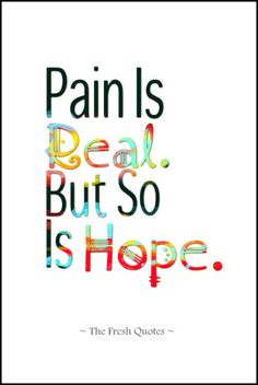 Hope Mental Illness Quotes Health Awareness Month Day