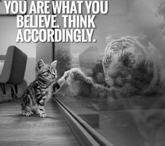 To get Big you have to act Big......
