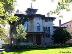 Burbanks-Livingston-Griggs Italianate in St. Paul? One of my favorite homes on Summit Avenue.