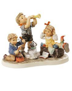 Hummel limited editions | Hummel Beeld Krachmacher / Noisemakers | Peter's Hummel Home | De grootste collectie beeldjes | Hummel Disney Goeb...