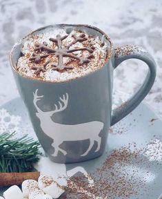 Кофе, керамика, уют, печенье, декор, новый год, праздник
