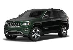 New jeep grand cherokee overland 4wd 2015 in toronto