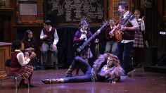 """The casts of """"The Phantom of the Opera,"""" """"Cats"""" and """"School of Rock"""" — all three of legendary composer Andrew Lloyd Weber's musicals now running on Broadway — give a special one-time-only performance live on """"GMA."""""""