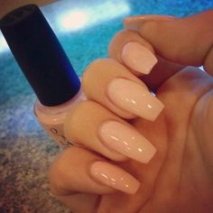 """Find and save images from the """"Nails"""" collection by . (matteblackvevo) on We Heart It, your everyday app to get lost in what you love. Nude Nails, Acrylic Nails, Acrylics, Nail Ring, Fabulous Nails, Nails On Fleek, Beauty Nails, Hair Beauty, Long Nails"""