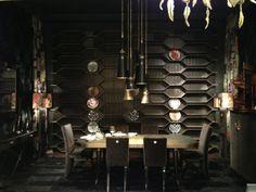 ROBERTO CAVALLI @ Salone Del Mobile / Milano. Roberto Cavalli, Chandelier, Ceiling Lights, Home Decor, Candelabra, Decoration Home, Room Decor, Chandeliers, Outdoor Ceiling Lights