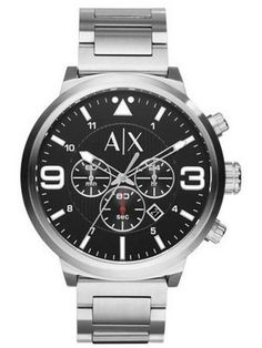 Armani Exchange ATLC Chronograph Quartz AX1369 Men s Watch Armani Watches 4b1ed3170f