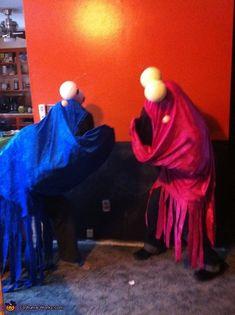 Sesame Street Martians Costume - Halloween Costume Contest via @costume_works