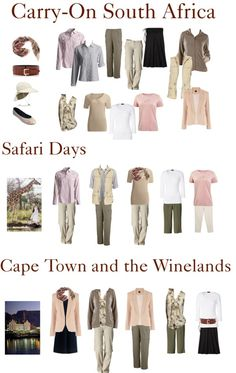 """Carry-On to South Africa"" by amma22 on Polyvore"