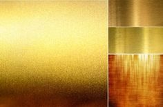 gold brushed metal texture background of highdefinition picture