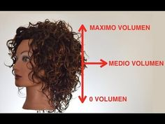 Provides greater volume to your curls easy and natural ! / TUTORIAL provides greater volume to your curls easy and natural ! / TUTORIAL, Loki provides greater volume to your curls easy and natural ! Curly Hair Styles, Thin Curly Hair, Curly Hair Updo, Curly Hair With Bangs, Colored Curly Hair, Curly Hair Tips, Hair Perms, Curly Bob, Layered Curly Haircuts