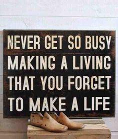 Nice reminder