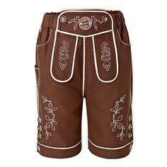 Don't miss out on this super cool offer: FC Bayern München leatherpants swim trunks now on sale!