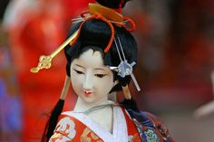 The Asian influence was prevalent in our home. Mom had beautiful Japanese and China dolls on display like this one. Over time, they grew very dusty and tired looking so we sold them in one of our garage sales.