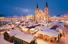 Christmas River Cruises Europe 2014
