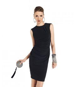 Photo October 2 Model Taglione. 2014 short prom dresses Pronovias. New collection of dresses for weddings.   HISPABODAS