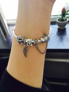 50% OFF!!! $139 Pandora Charm Bracelet. Hot Sale!!! SKU: CB01542 - PANDORA Bracelet Ideas