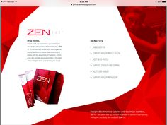 ZEN BODI!  Aid in losing those inches you've been trying to lose!  Start today...you will be amazed at the results!