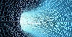 Quiere representar la cantidad de información que se recibe a través de la red.