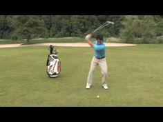 Golf Swing Tips : How to Fix a Golf Swing Slice. Get more golf swing tips at http://golfmadeezi.com/  #golf #golfswing #golfing #golfers #swing