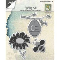 Joy! Crafts Spring Set Dies www.papercrafts.ch