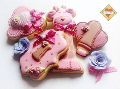 Baby Shower Set | Cookie Connection