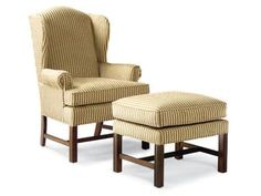 For The Side Chair, We Can Go With Something A Little Larger | Design:  Office | Pinterest | Upholstered Furniture