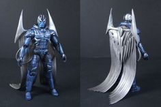 Archangel (Marvel Legends) Custom Action Figure by warrack Base figure: Archangel