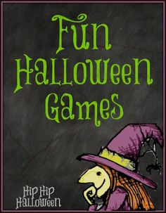 Adult Halloween Party Ideas - All you need to plan a great party!
