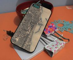 CHICAGO MAP for iPhone 4/4s/5/5s/5c, Samsung Galaxy s3/s4 case