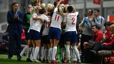 England beat Wales to reach Womens World Cup finals in France next year Sport Tennis, Soccer, Fifa Women's World Cup, World Cup Final, To Reach, Sports News, New Day, New England, Wales