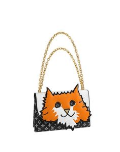 662330b9107f Louis Vuitton X Grace Coddington Catogram Collection