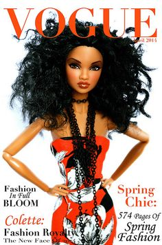 Tag Game: Cover Girl by LittleFashionGallery, via Flickr