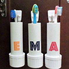 s 15 usos ridiculamente legais para tubos de pvc sobra, artesanato, upcycling repurposing