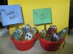 Father's Day craft project could be adapted for anything. by dee