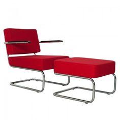 Design fauteuil Ridge W