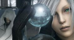 Week 19 - Movie Week - Advent Children - Kadaj and Materia