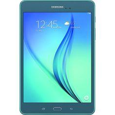 Samsung Galaxy Tab A 8-Inch Tablet (16 GB Smoky Blue) SM-T350NZBAXAR