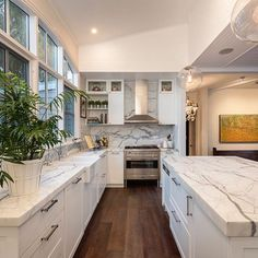 Marble Benchtop, Statuario Marble, Splashback, Home Reno, Kitchen Reno, Natural Stones, Kitchens, Reno Ideas, Interior Design