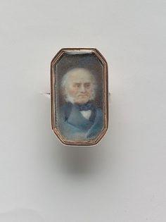 painting idea_Martin Van Buren. 1862