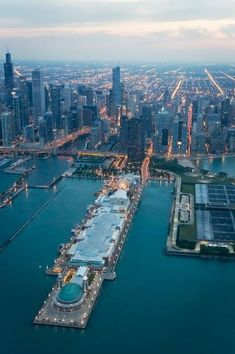 Chicago - another view of Navy Pier