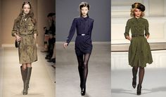 Fall 2010 Fashion Trend: Military Style