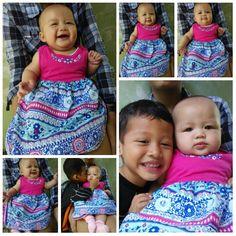 Baby girl #syafirachester