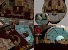 Tempus Fugit Bridge 02 by Steam-HeART